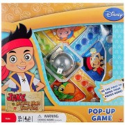 Jake and the Never Land Pirates Pop-Up Game