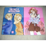 The Day Of Revolution - Tome 1 Et 2 Tsuda Mikiyo