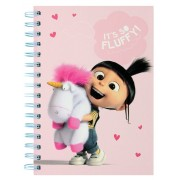 Despicable Me Carnet A5 It's So Fluffy