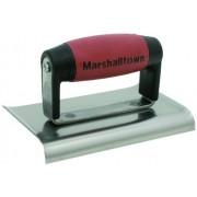 Marshalltown M136D - Llana para bordes (mango Durasoft, 15,2 x 7,6 cm)