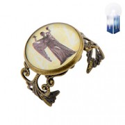 Doctor Who Weeping Angel Ring