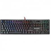 Bloody B820 RGB Light Strike Mechanical Gaming Keyboard - LK Blue Switch - RGB Backlit Mechanical Keyboard