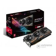 Placa video Asus AMD Strix RX 480 8GB GDDR5 - STRIX-RX480-8G-GAMING