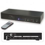 HDMI Matrix 4 x 2 HEC ARC
