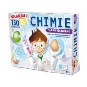 Jeu De Chimie : 150 Experiences - Chimie Sans Danger - Buki Science