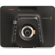 Blackmagic Design Studio Camera HD Full HD Videocámara (Cámara de hombro, Micro Cuatro Tercios, Unidad de disco duro, SSD, Full HD, Polímero de litio, TFT LCD)