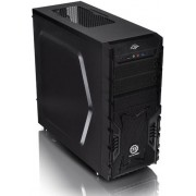Thermaltake, Versa H23 Midi Mesh Tower Case Toolless USB 3.0 Black Interior 12 cm Fan