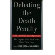 Debating the Death Penalty by Hugo Adam Bedau
