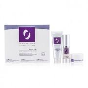 Micro Peel Skin Resurfacing System: Exfoliating Charcoal Mask 50ml/1.7oz + Collagen Boosting Micro Peel 15ml/0.5oz + Protective Barrier Cream 15ml/0.5oz 3pcs Микро Пилинă Система за Преструктуриране на Кожата: Ексфолираща Маска с Въăлен 50мл + Увеличаващ