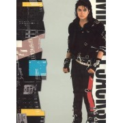 Michael Jackson - Programme Du Bad Tour 1988 / 30 Pages De Photos Exclusives.