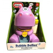 Bubble Bellies II with 8oz Bubbles - Hippo