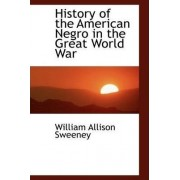 History of the American Negro in the Great World War by William Allison Sweeney