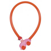 """ABUS Cable-Antivol """"My First Abus 1505"""" Rose"""