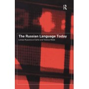 The Russian Language Today by Terence Wade