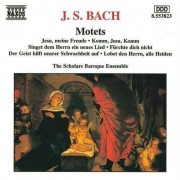 J.S. Bach - Motets (0730099482325) (1 CD)