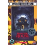 Monster House: La Casa de Los Sustos Book + CD by Noemie Camara