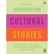 Introducing Cultural Studies by Brian Longhurst