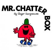 Mr Chatterbox by Roger Hargreaves