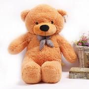 """DIS 47"""" light brown Cuddly Teddy Bear Toy Doll Soft Plush Stuffed teddy bear toy 1pc Quality by Blueclassic"""
