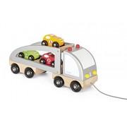 Janod Multi Cars Truck