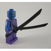 Lego Guardians of the Galaxy NEBULA Minifigure from Set 76020 by LEGO
