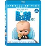 Boss Baby: Cine-i sef acasa? (COMBO 3D+2D) BD 3D