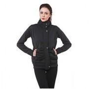 Purys Fleece Buttoned Women Sweatshirt (8 Color options)