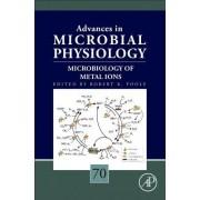 Microbiology of Metal Ions