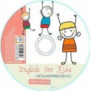 CD - English for kids clasa 4 - Elena Sticlea