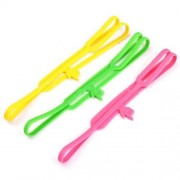 Affordable 10Pcs Silicone Finger Point Convenient Bookmark Highlighter Office
