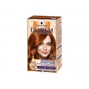 Schwarzkopf Haarfarbe Diadem Seiden Color Creme, Herbst Gold 721