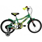 Bicicleta copii DHS Kid Racer 1603 - model 2016
