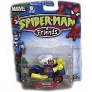 Spider-Man & Friends Storm Race Car Buddies
