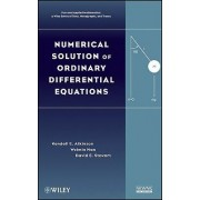 Numerical Solution of Ordinary Differential Equations by Kendall Atkinson