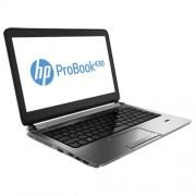 """HP ProBook 430 G2, i3-5010U, 13.3"""" HD, 4GB, 1TB, FpR, ac, BT, Backlit kbd, W10Pro-W7Pro"""
