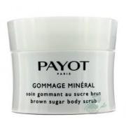 Payot Vitalite Minerale Gommage Mineral Brown Sugar Body Scrub Peeling do ciała na bazie cukru brązowego 200ml