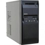 Carcasa Libra Series LG-01B, MiddleTower, Fara sursa, Negru