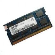 Memorie laptop Elpida 4GB DDR3 1Rx8 PC3L-12700S-11-12-B4
