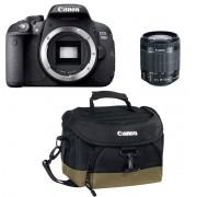 Canon eos 700d + 18-55mm is stm + canon 100eg - man. ita - 4 anni di garanzia
