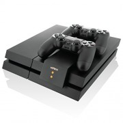 Nyko Modular Charge Station (Black) - PlayStation 4