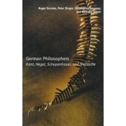 German Philosophers by Roger Scruton