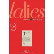 Lalies N° 29/2009