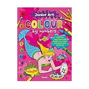 Mermaid: Colour By Numbers