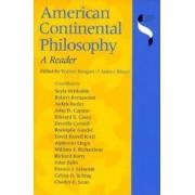American Continental Philosophy by Walter Brogan