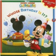 Whose Birthday Is It? by Disney Book Group