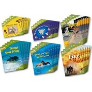 Oxford Reading Tree: Level 7: Fireflies: Class Pack (36 books, 6 of each title) by Thelma Page