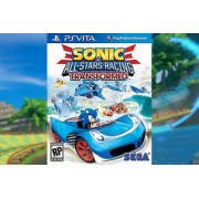 Sonic & All Stars Racing Transformed Limited Edition PS Vita