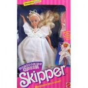 Teen Sister of Barbie Homecoming Queen SKIPPER Doll Most Popular Teen in School! (1988)