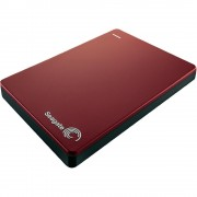 "Hard Disk Seagate Extern Backup Plus, 1TB, 2.5"", USB 3.0 Metalic Case Ruby Red"