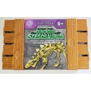 Dino Dig Set Of 2 Stegosaurus & Iguanodon Dinosaur Explore Excavate & Build!